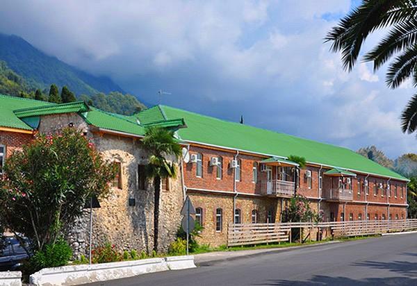 Абхазия , гостиница