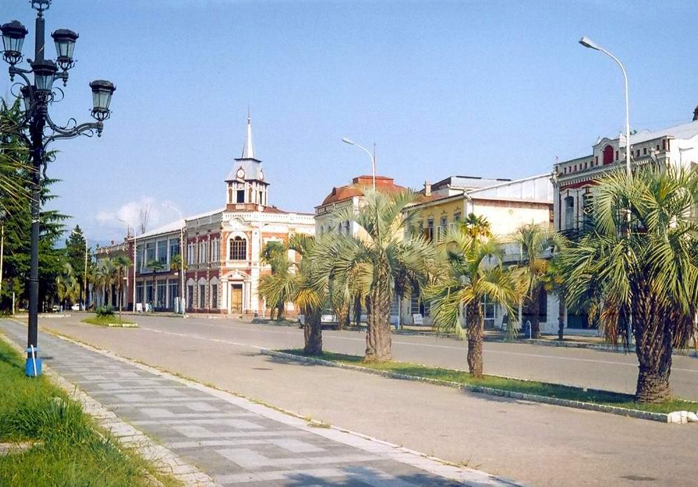 Курорт-Гудаута-в-Абхазии
