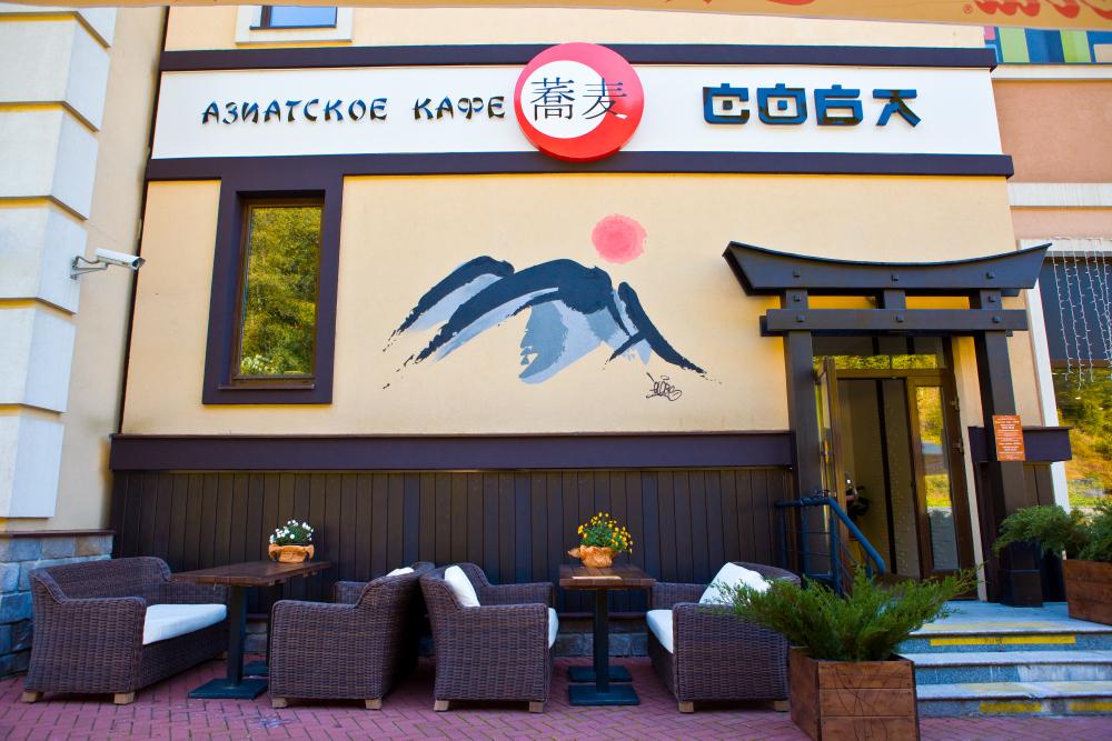 Азиатское кафе «Соба»