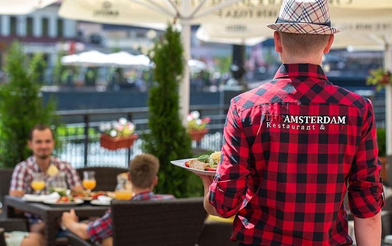 Ресторан The Amsterdam